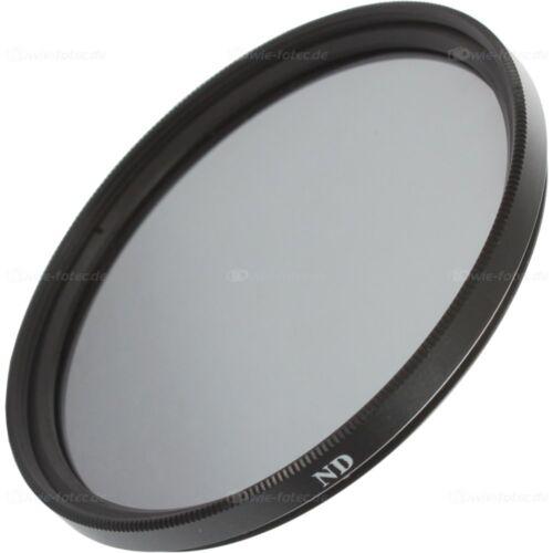 72mm nd4 de densidad neutra filtro ND 4 lente de vidrio filtro gris einschraubanschluss