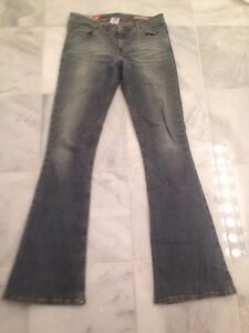 Taille Jean Jean Flare Bleu Flare Jeans 29 Guess 7PgSqwYq