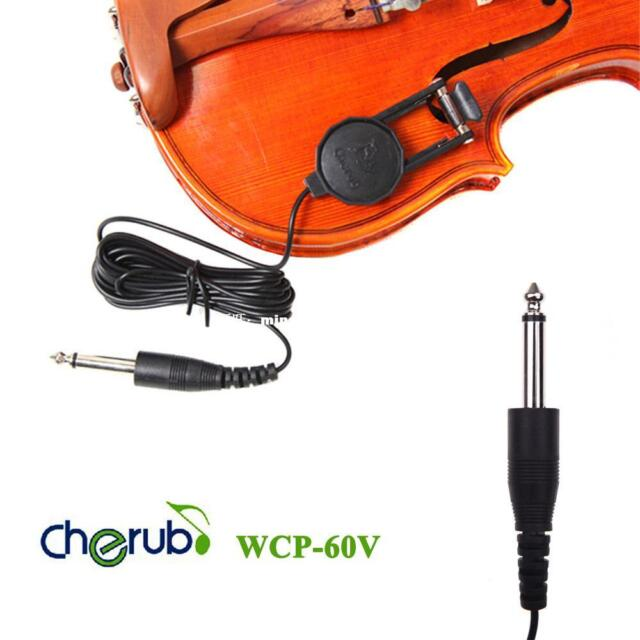 Violin Pickup Acoustic Pickup Violin Viola Cello Bass Clip-on