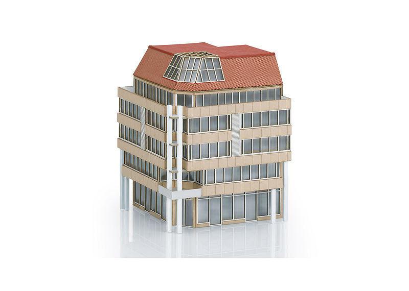 Trix 66331 Minitrix Escala N Casa de la Ciudad Esquina   Nuevo en Emb. Orig.