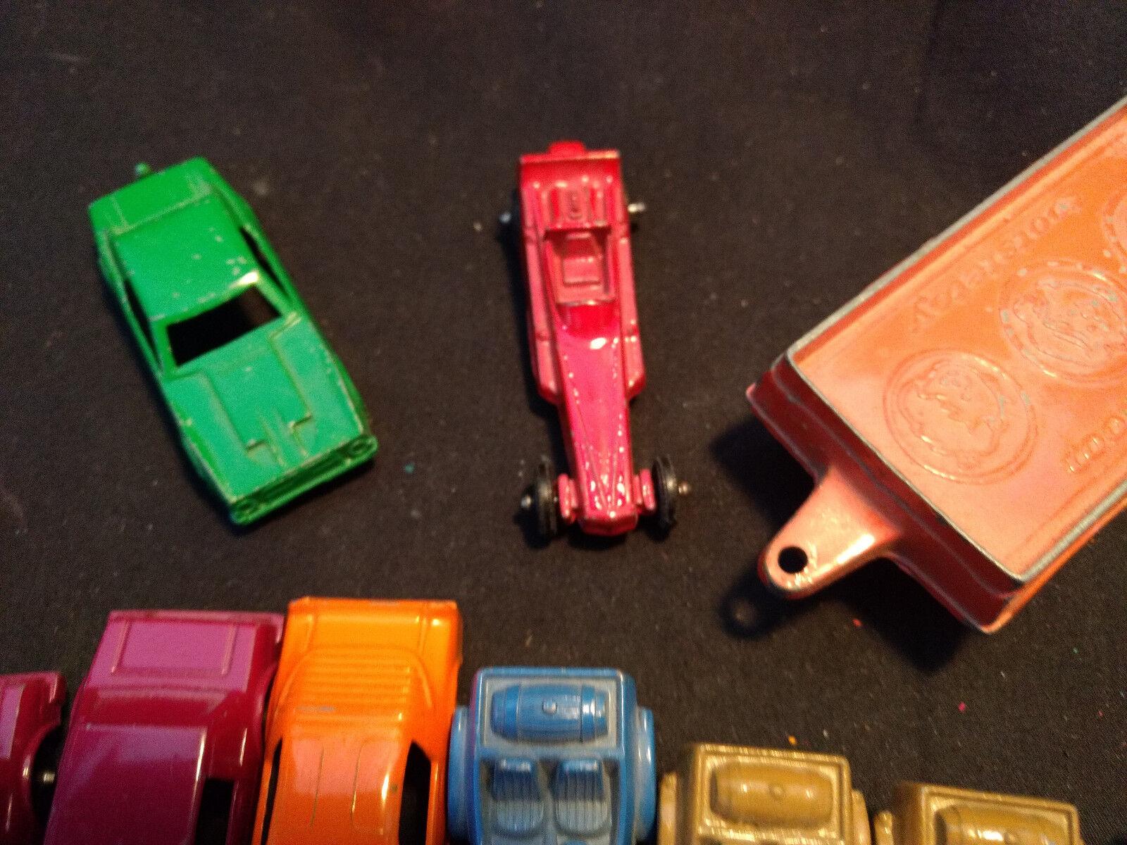 Coche de juguete Diecast Coleccionables Antiguo de de de Colección y Lote Tootsietoy Remolque, Midgetoy, etc. befeea