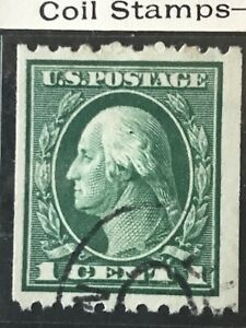 Details about Rare US Stamp #441 Rare Stamp 1914 1c Fine Gem Collectors  Collection