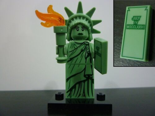Lego Lady Liberty Series 6 Collectible Minifigure Set 8827 NEW