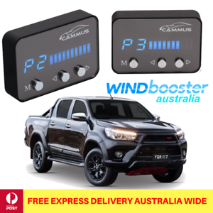 Windbooster-Throttle-Controller-to-suit-Toyota-Hilux-2015-Onwards