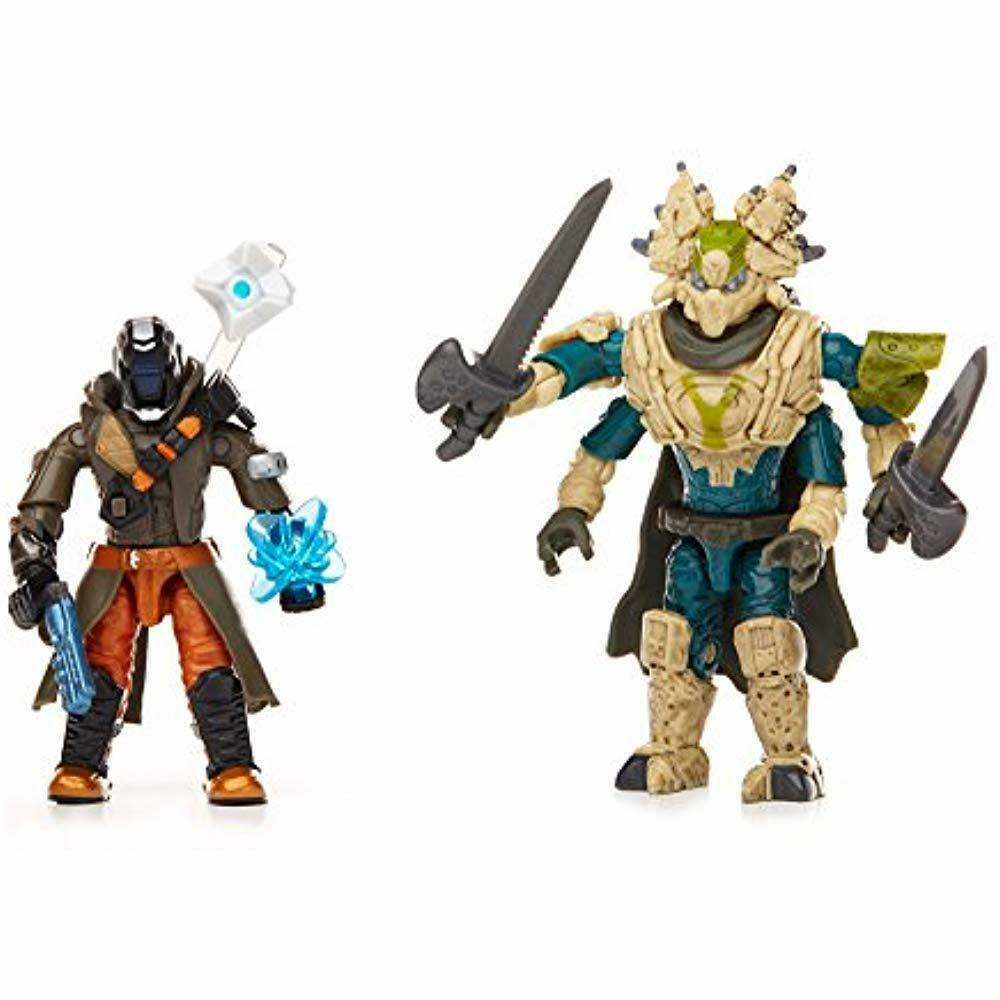 Destiny Sparrow Building Kit Mega Bloks S31V Detachable Armor Action Figures