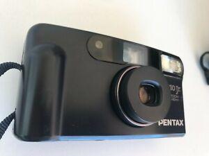 appareil-photo-RARE-FILM-TESTED-Pentax-Espio-Jr-35mm-Point-amp-Shoot-Film