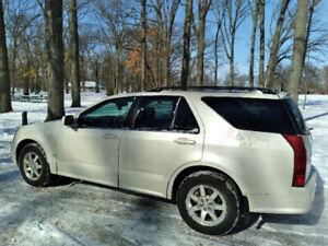 2007 Cadillac SRX AWD