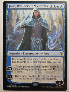 Jace-Wielder-of-Mysteries-Mtg-Magic-English