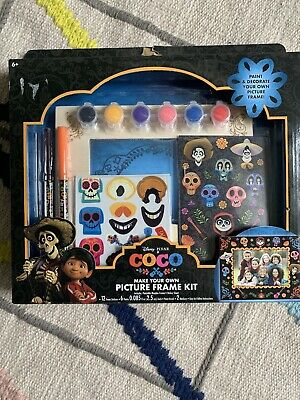 Disney Pixar Coco Make Your Own Picture