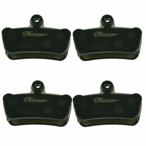 8* PADS DISC BRAKE PADS FOR SEMI METAL SRAM GUIDE RSC//RS//R ACID XO E7 E9 TRAIL