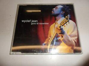 CD-Wyclef-Jean-Gone-Till-November