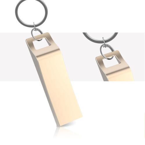 64GB Metallic USB Flash Drive USB 3.0 Drive Flash Memory Stick Thumb Storage