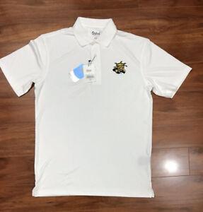 NCAA-Wichita-State-Shockers-White-Polo-Shirt-Men-039-s-S