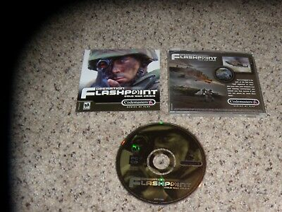 Operation Flashpoint (pc, 2001) Game