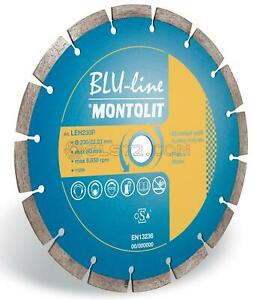 DIAMOND DISC BLADE FOR BUILDING INDUSTRY MONTOLIT LASERMONT LEH