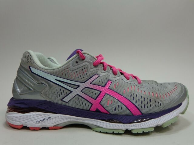 check out 9ae15 ca866 ASICS GEL Kayano 23 Womens Sz 8 US Running Athletic Training Tennis Shoes  T696n