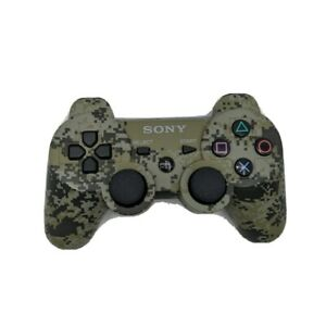 Sony Original Playstation 3 Dualshock 3 Wireless Controller Camouflage OEM