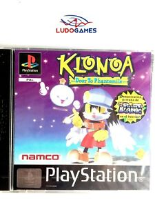 Klonoa-Door-To-Phantomile-Psx-PS1-Scelle-Scelle-PLAYSTATION-Neuf-Pal-Spa