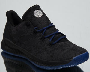 Adidas HARDEN B/E X MEN'S Neuf Noir Bleu Basketball Baskets F97250