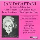 Jan DeGaetani in Concert, Vol. 1 (1991)