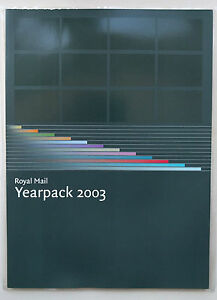 2003 Collectors Yearpack of Royal Mail stamps