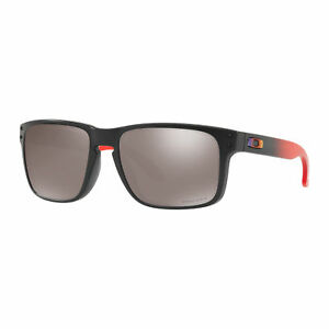 7d7e2277193 Oakley Holbrook Sunglasses Oo9102 Prizm Daily Polarized Ruby Fade ...