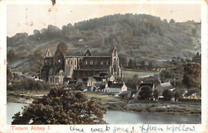 R331792 1883. cette ville Abbaye I. Peacock série. autochrom. The Pictorial statione