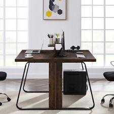 Industrial Home Office Desk Double Office Desk Pc Laptop Study Workstation Table