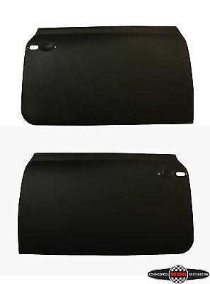 Pair of Classic Mini Door Skins Panels Mk3 Onwards Passenger and Driver side