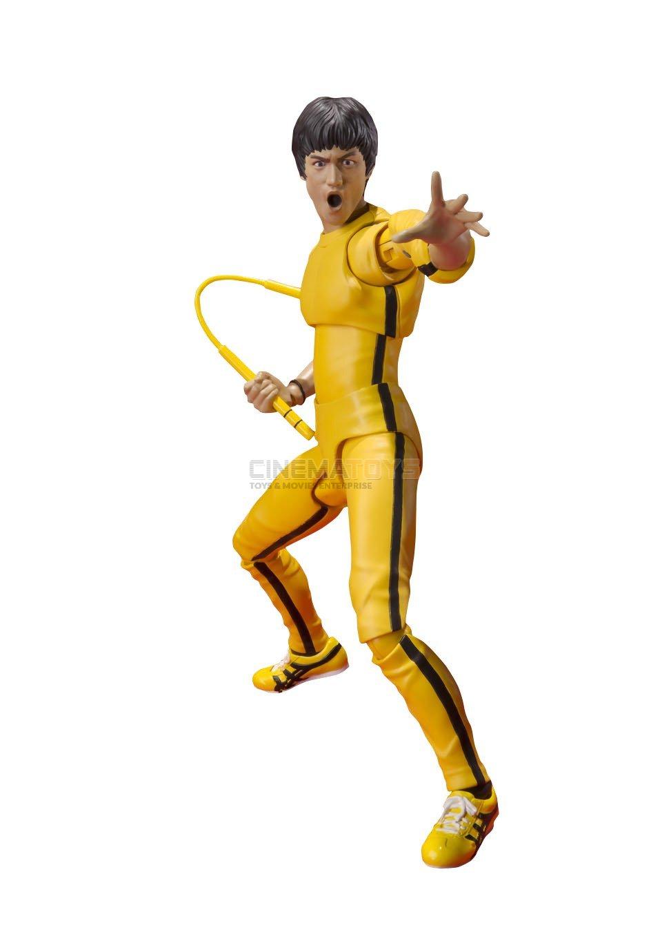 Bruce Lee Lee Lee Yen Chen Geben Sie the Dragon Gelb Anzug Action Figure s.h. figuart ad63ae