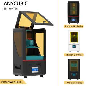 US-ANYCUBIC-LCD-Photon-Photon-S-Dual-Z-axis-3D-Printer-2-8-034-TFT-FEP-UV-Resin