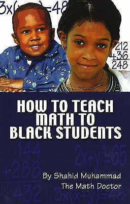 1 of 1 - How to Teach Math to Black Students, Very Good Books