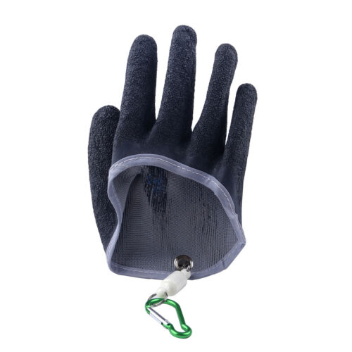 Left//Right Own Waterproof Fishing Hand Glove Anti-Slip Magnet Release Fish Catch
