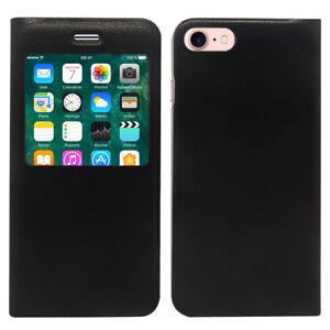 Etui-Coque-Housse-View-Case-Flip-Folio-Leather-Cover-pour-Apple-iPhone-7-4-7-034