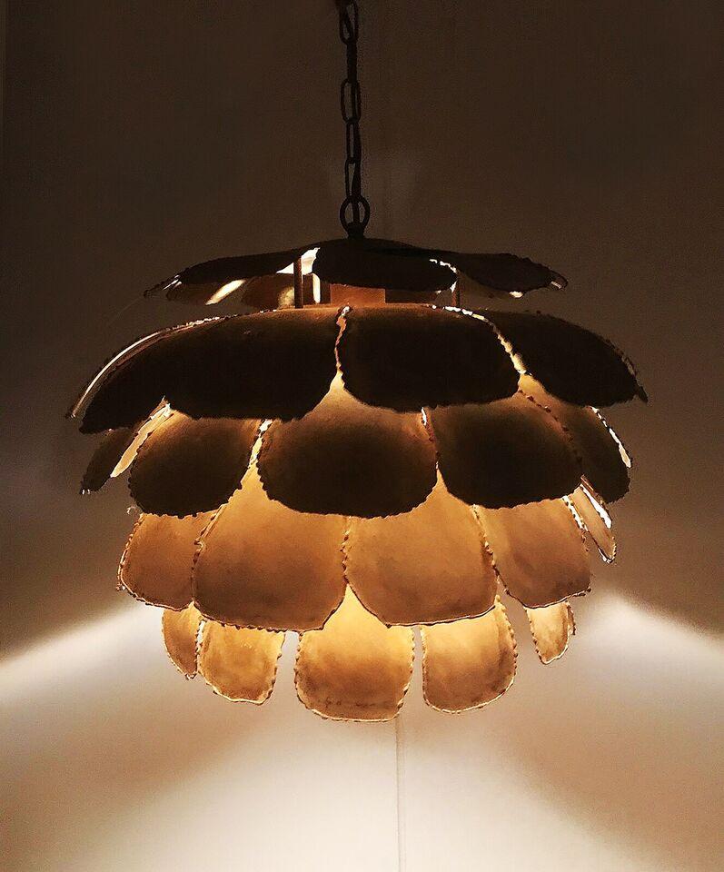"""Anden loftslampe, """"Artiskok"""", Svend Aage Holm Sørensen"""