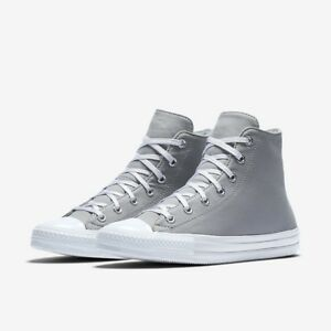 Details about Converse Chuck Taylor All Star Gemma HI Women's Dolphin Grey Sneakers 554432C