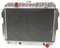 1966-1972 Mopar B & E Body Aluminum 26 Radiator,road Runner,challenger,cuda
