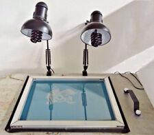 20 X 24 Screen Printing Exposure Unit Uv Light With Timer Plug Making Design