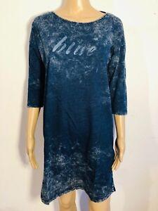 40 Look 1633j Dress Jeans Dress Cool L Bleu Sweat Nouveau Gris Garcia qwAHz4P