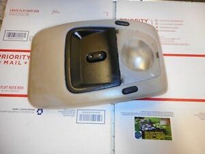 2002 2005 Ford Explorer Mountaineer Overhead Console Light Sunroof Switch Button Ebay