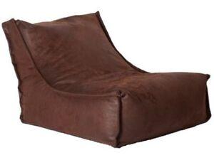 Sitzsessel-XXL-Sitzsack-120x92x70-Wildleder-Optik-Cuba-Dunkelbraun