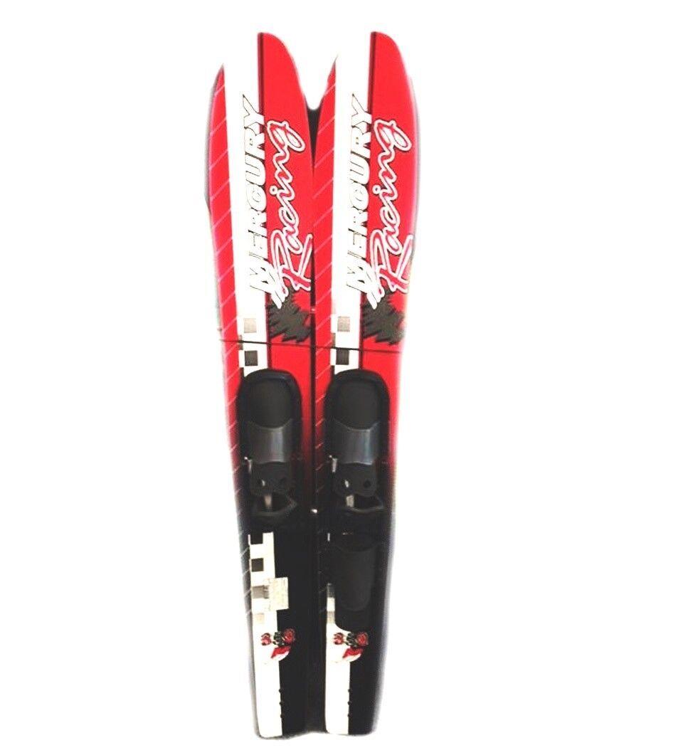 Mercury Racing Combo Red Watersports Ski's