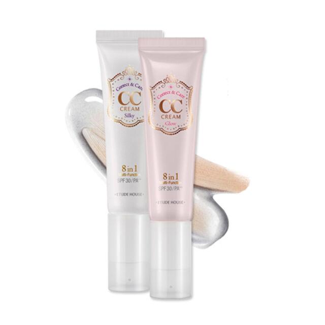 [ETUDE HOUSE]  CC Cream(Correct&care cream) SPF30/PA++ 35g #1 Silky