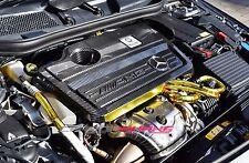 Mercedes Benz reemplazo completo cubierta de motor de fibra de carbono A45 CLA45 GLA45 W176