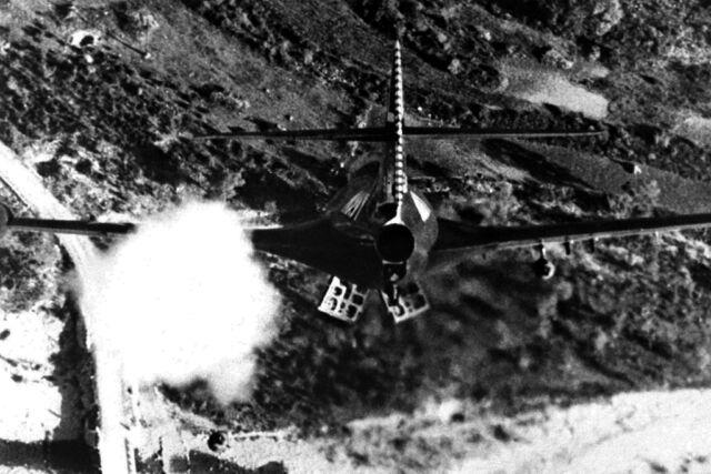 New 5x7 Korea War
