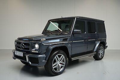Annonce: Mercedes G63 5,5 AMG aut. - Pris 0 kr.