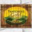 Thatcher Gold cidre métal signes rétro vintage MANCAVE mur Rouillé Look glacoide