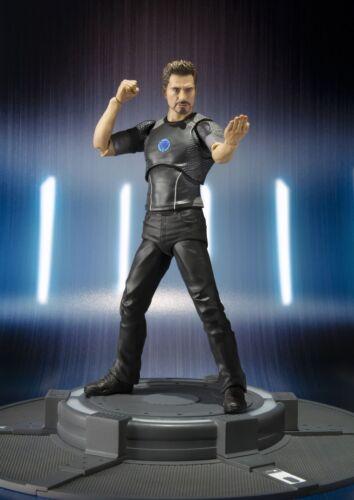 Bandai S.H.Figuarts Tony Stark Iron Man 3 Avengers Action Figure Japan Import