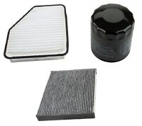Lexus Sc 430 2002-2010 Cabin Oil Air Filters Tune Up Kit Best Value on sale