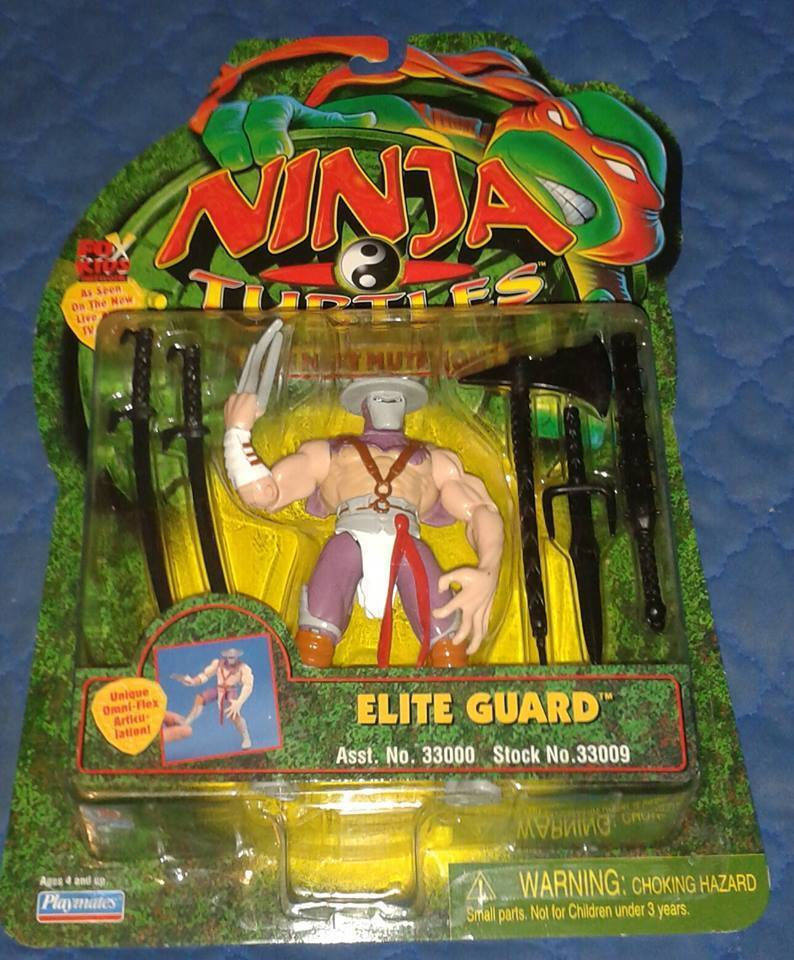 1997 nächsten mutation    elite wache    moc teenage mutant ninja turtles tmnt